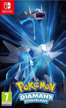 Pokémon Diamant Etincelant - SWITCH