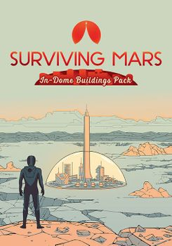 Surviving Mars In Dome Buildings Pack - Mac