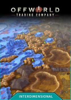 Offworld Trading Company Interdimensional DLC - Mac