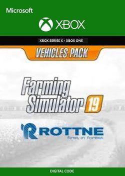 Farming Simulator 19 Rottne DLC - XBOX ONE