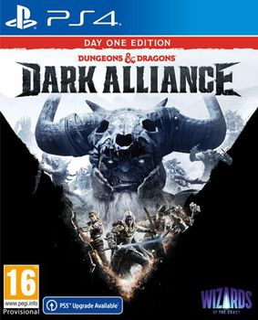 Dungeons & Dragons Dark Alliance - PS4