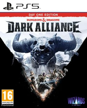 Dungeons & Dragons Dark Alliance - PS5