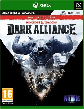 Dungeons & Dragons Dark Alliance - XBOX ONE