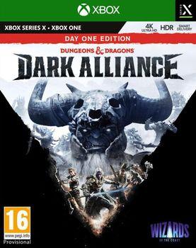 Dungeons & Dragons Dark Alliance - XBOX SERIES X