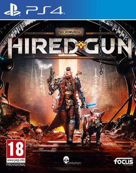 Necromunda Hired Gun - PS4
