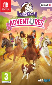 Horse Club Adventures - SWITCH