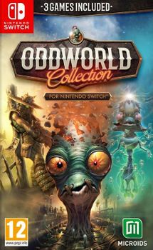 Oddworld Collection - SWITCH