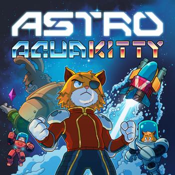 ASTRO AQUA KITTY - PS4