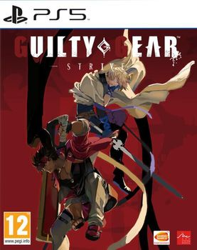 Guilty Gear Strive - PS5