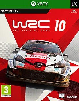 WRC 10 FIA World Rally Championship - XBOX 360