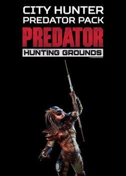 Predator Hunting Grounds City Hunter Predator DLC Pack - PC