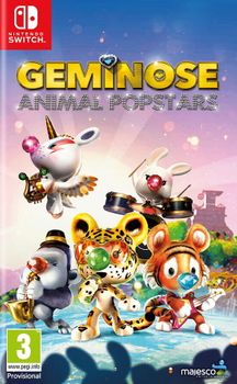 Geminose : Animal Popstars - SWITCH