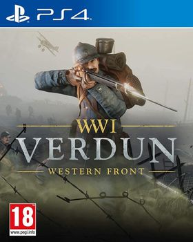 WWI Verdun - PS4