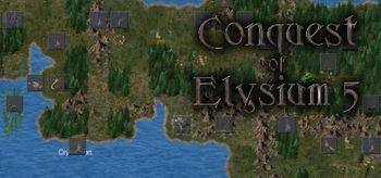 Conquest of Elysium 5 - PC