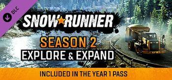 SnowRunner Season 2 Explore & Expand - PC