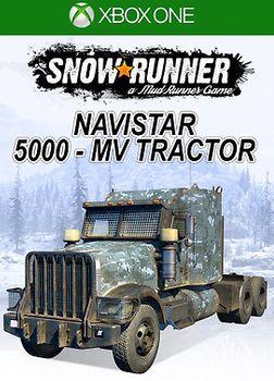 SnowRunner Navistar 5000 MV Tractor - XBOX ONE