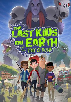 Last Kids on Earth and the Staff of Doom - PC