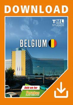 Fernbus Simulator Belgium - PC