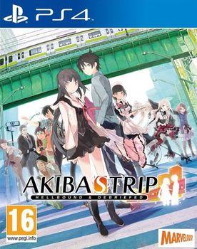 AKIBA'S TRIP Hellbound & Debriefed - PS4