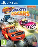 Blaze and the Monster Machines : Axle City Racers - PS4