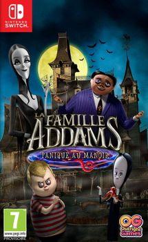 La Famille Addams : Panique au Manoir - SWITCH