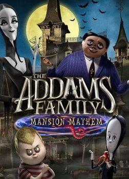 La Famille Addams : Panique au Manoir - PC