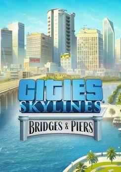 Cities Skylines Content Creator Pack Bridges & Piers - Mac