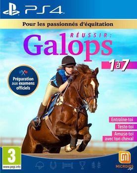 Réussir : Galops 1 à 7 - PS4