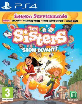 Les Sisters - Show Devant ! - PSVITA