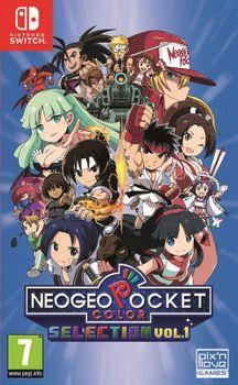 Neogeo Pocket Color Selection Vol.1 - SWITCH