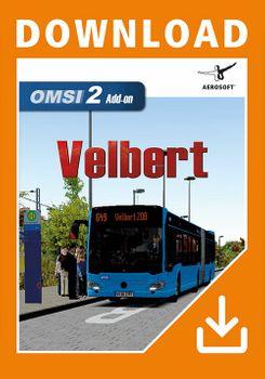 OMSI 2 Add On Velbert - PC
