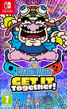 WarioWare : Get it Together! - SWITCH