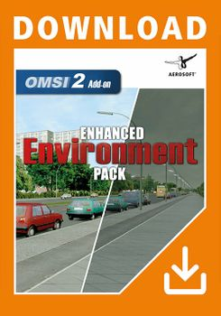 OMSI 2 Add on Enhanced Environment Pack - PC