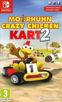 Moorhuhn Crazy Chicken Kart 2 - SWITCH