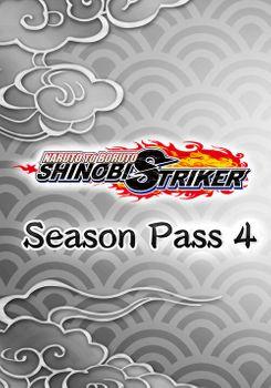 NARUTO TO BORUTO SHINOBI STRIKER Season Pass 4 - PC