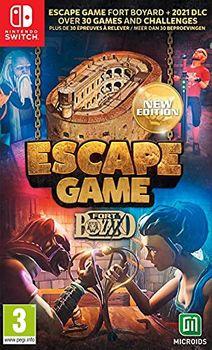DLC New Edition Escape Game Fort Boyard - SWITCH