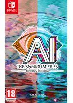 AI THE SOMNIUM FILES nirvanA Initiative - SWITCH