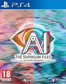 AI THE SOMNIUM FILES nirvanA Initiative - PS4
