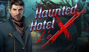 Haunted Hotel The X Collector's Edition - PC