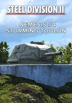 Steel Division 2 Nemesis 4 Storming Toulon - PC