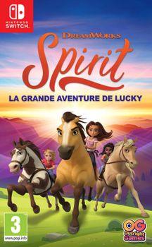 DreamWorks Spirit : La Grande Aventure de Lucky - SWITCH