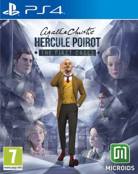 Agatha Christie - Hercule Poirot : The First Cases - PS4