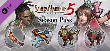 SAMURAI WARRIORS 5 Season Pass - PC