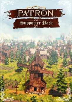 Patron Supporter Pack - PC