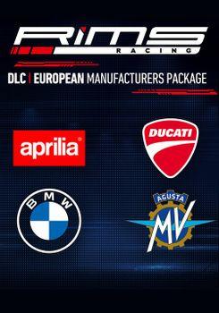 RiMS Racing European Manufacturers Package - PC