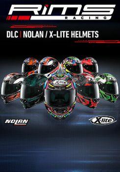 RiMS Racing Nolan X LITE Helmets - PC