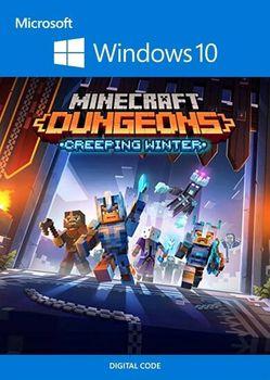 Minecraft Dungeons Creeping Winter - PC