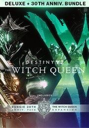 Destiny 2 The Witch Queen Deluxe Bungie 30th Anniversary Bundle - PC