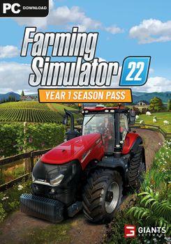 Farming Simulator 22 Year 1 Season Pass - PC