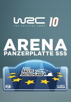 WRC 10 Arena Panzerplatte SSS - PC